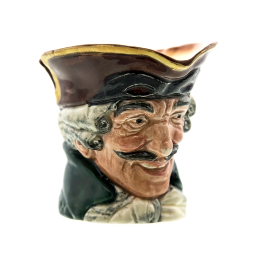 Royal Doulton Dick Turpin Toby Jug 1937
